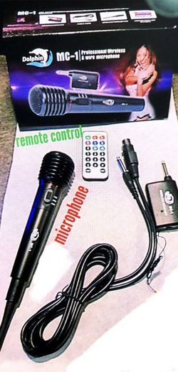 PARTY SPEAKER 🔊🎁❤️STAND ❤️🎤❤️MICRÓFONO 🎁 PARTY SPEAKER. 🎁❤️💝 BLUETOOTH RECHARGEABLE BOCINA REMOTE CONTROL WITH STAND Thumbnail