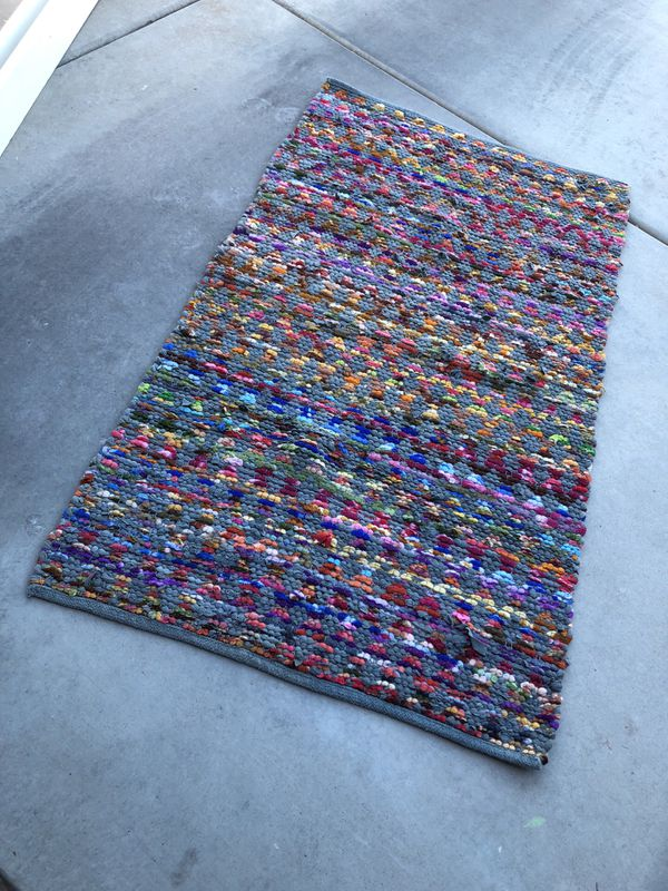 Multi Color Rug Like New For Sale In Gilbert Az Offerup