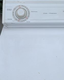 💳 WHIRLPOOL GOLD GAS DRYER free delivery installation and warranty Thumbnail