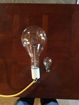 2600 watt spot lite bulb with mogul base for Sale in Saint Louis, MO