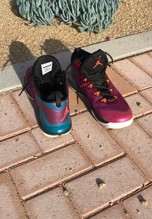 4ab1a23daea High Top NIKE Air Jordan BASKETBALL shoes LIKE NEW size 12 men's for Sale  in City