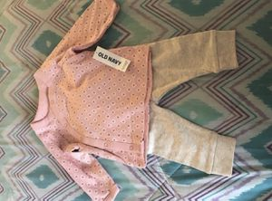 Cute BabyGirl Outfit 0-3 months OLDNAVY for Sale in Silver Spring, MD