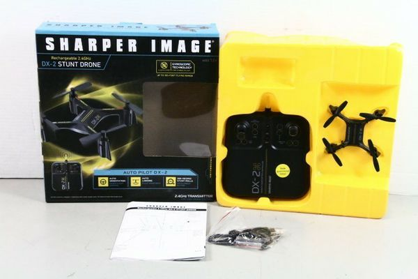 Like New Cheap Sharper Image Dx 2 Stunt Drone For Sale In Los