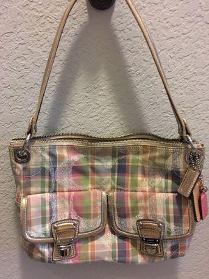 Cute spring Coach purse for Sale in Houston, TX