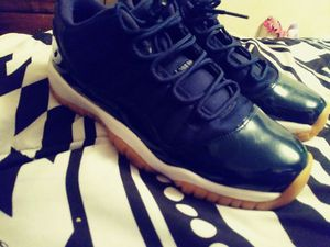 Navy blue retro Jordan 11 lows size 7 for Sale in Richmond, VA