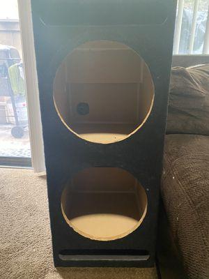 """Photo Dual ported 12"""" Sub Box"""