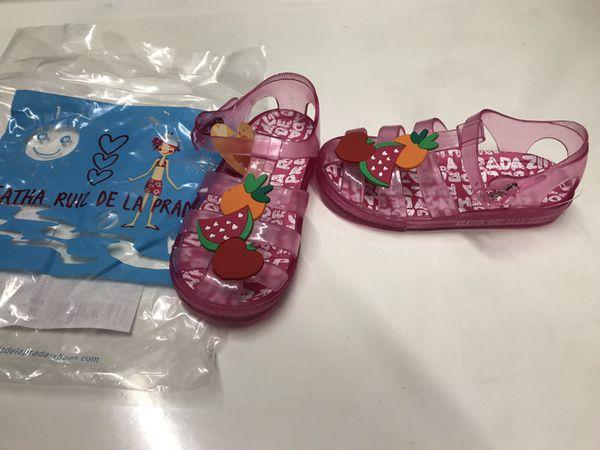 6a5edd236e6c New Agatha Ruiz de la Prada water shoes for Sale in Scotts Valley ...