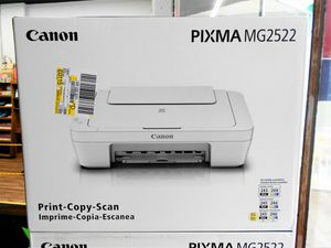 Canon Printer-Copy-Scanner Pixma MG2522 for Sale in Silver Spring, MD