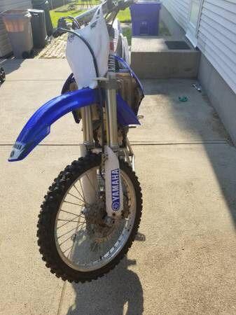 Yz 450 270 dirt bike