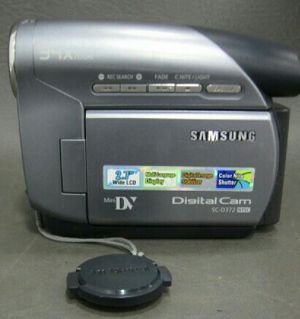 Samsung Digital Camcorder SC-D372 for Sale in St. Louis, MO