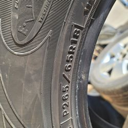Set of 4 HlGH Quality Used Tires Thumbnail