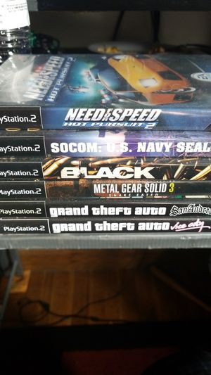 Ps2 games for Sale in Rockville, MD