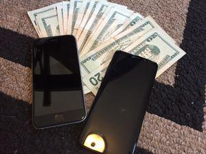 I B-U-Y iPhones & Samsung for CA$H! for Sale in Salt Lake City, UT