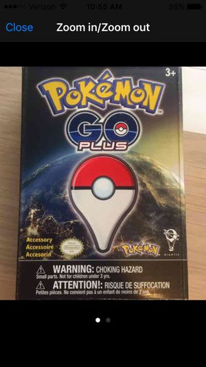 Brand new Pokémon go plus for Sale in Pittsburgh, PA