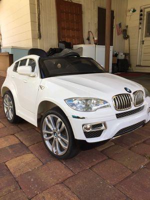 6v White BMW Ride On for Sale in Orlando, FL