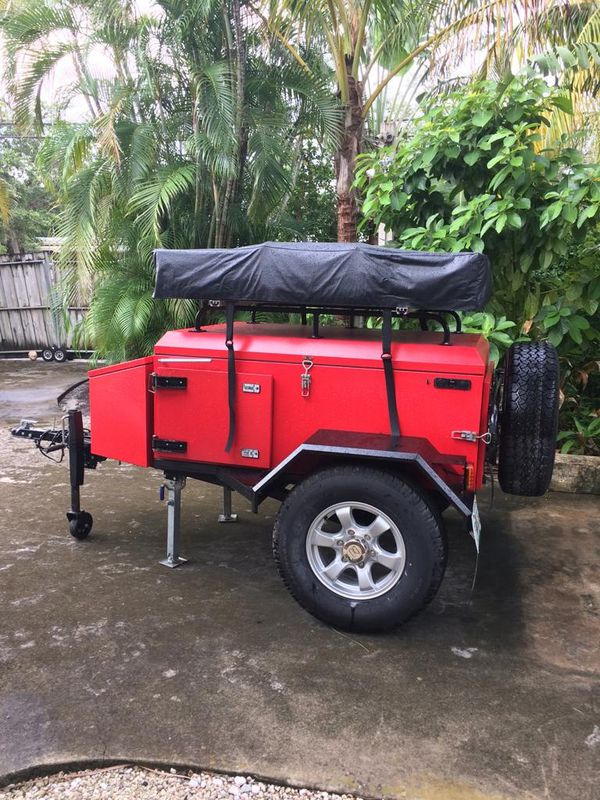 Off Road Trailers For Sale Used >> Off Road Trailer Camper For Sale For Sale In Fort Lauderdale Fl