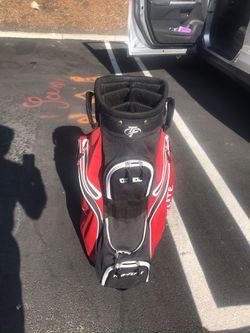 TopFlite golf bag
