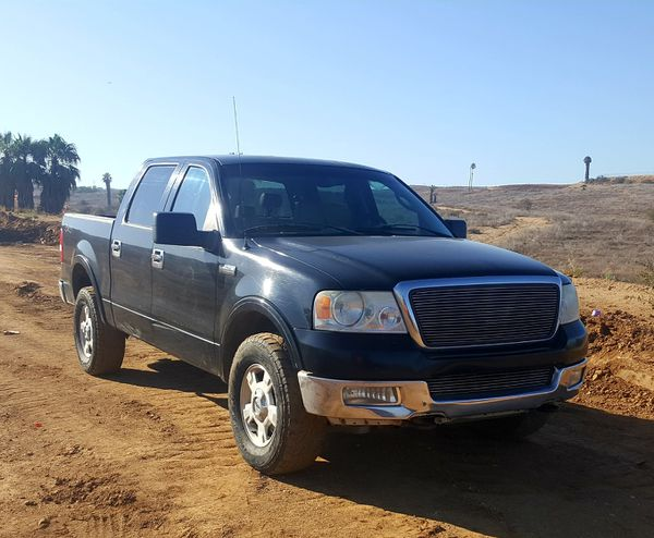 2004 Ford F150 Supercrew Lariat 4x4 For Sale In Wildomar Ca Offerup