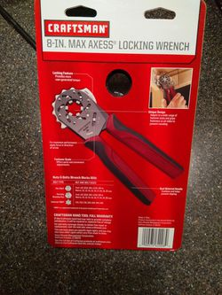 Craftsman Max Access Wrench, 8in NOS Thumbnail