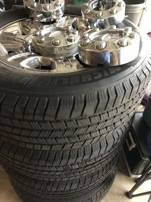 Superduty rims and tires for Sale in Winter Park, FL