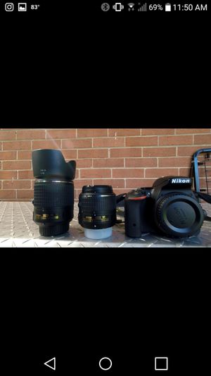 Nikon D5500 for Sale in Silver Spring, MD