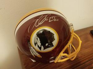 Robert Griffen III Autographed Helmet! Washington Redskins for Sale in Orlando, FL