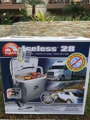 Iceless 28 cooler - Igloo for Sale in Los Angeles, CA