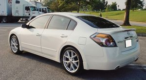 Photo Clean interior 2007 Nissan Altima New tires