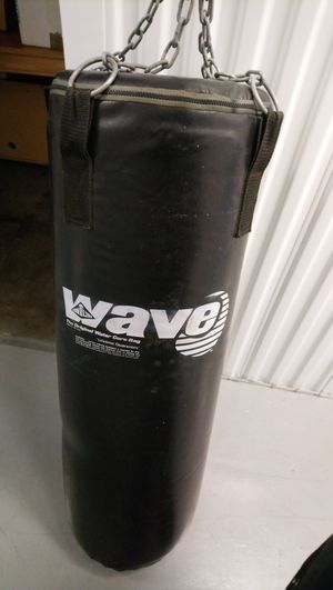 Century WAVE Water Core punching and kicking bag for Sale in Sacramento, CA