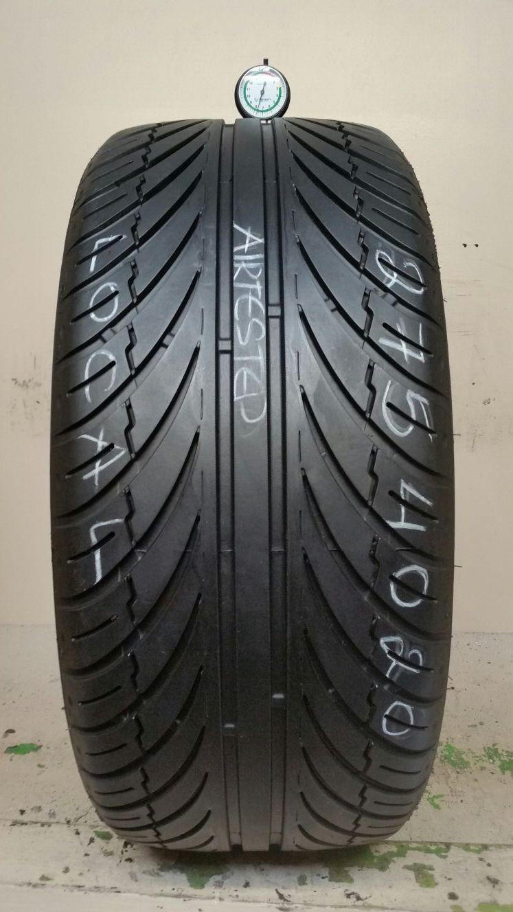 1 Tire 275 40 20 lexani lx seven no repairs high tread