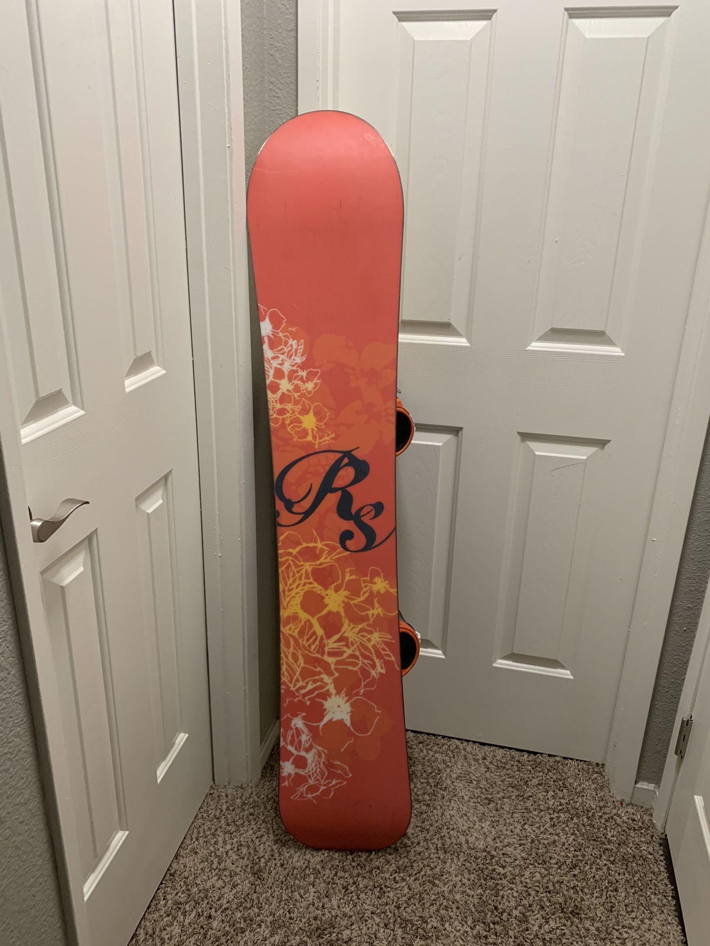 Rossignol Snowboard Size 149