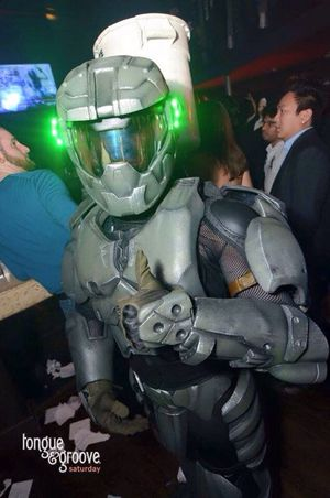 Halo Master chief suit for Sale in Atlanta, GA