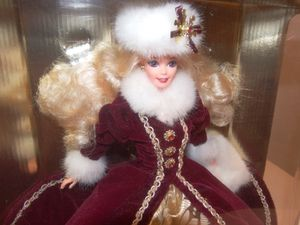 *Unopened*Barbie- Happy Holidays Special Edition and 1996 for Sale in MONTGOMRY VLG, MD