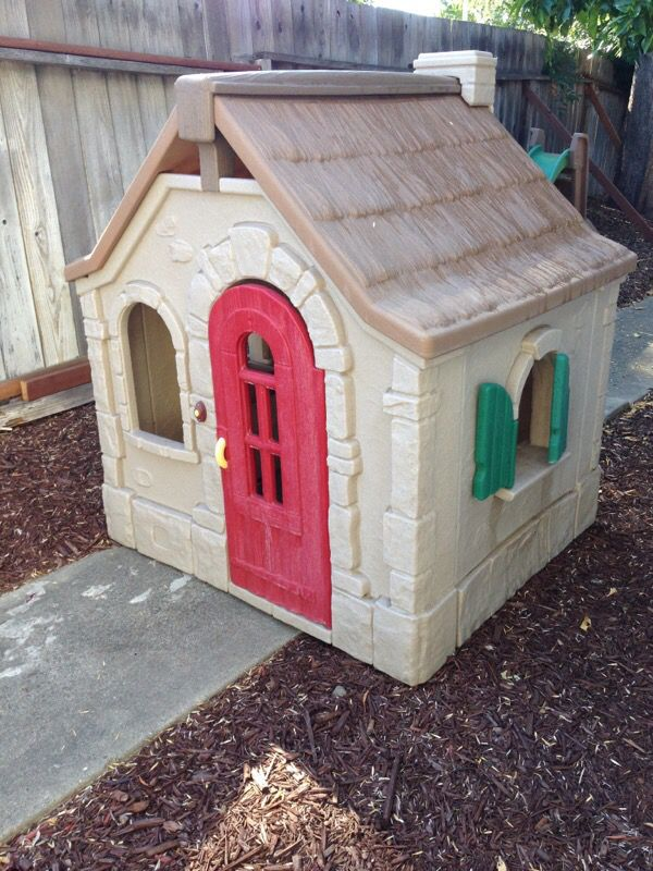 Step 2 StoryBook Cottage Playhouse for Sale in San Jose, CA - OfferUp