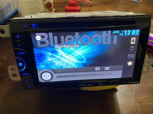 Photo Pioneer bluetooth double din