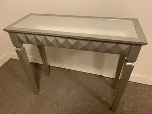 Metallic Mirrored Table for Sale in Washington, DC