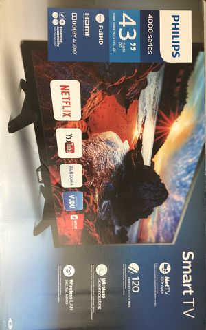Philips Smart TV 43'' for Sale in Bethesda, MD