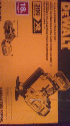 Dewalt 20v Nail gun for Sale in Orlando, FL