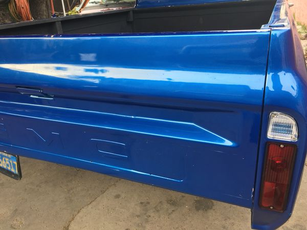 67 72 c10 gmc tailgate for sale in long beach ca offerup. Black Bedroom Furniture Sets. Home Design Ideas