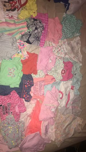 Baby Girl Clothes (6-9 months) for Sale in UNIVERSITY PA, MD