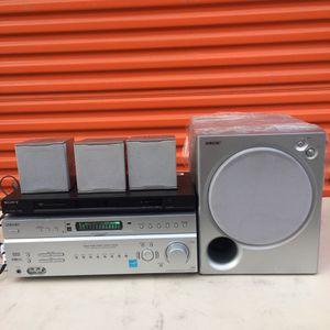 Sony receiver surround sound for Sale in Hyattsville, MD