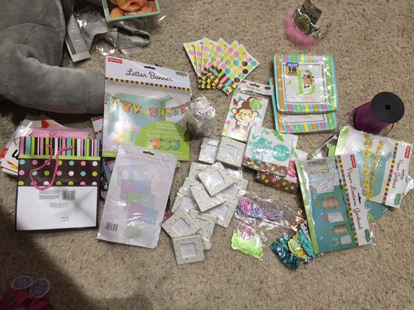 Lots Of Baby Shower Things For Sale In San Jose Ca Offerup