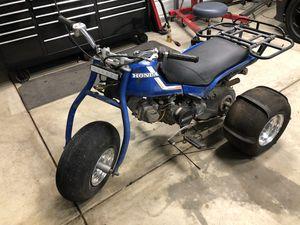 Photo Honda atc 110 super cool retro 3wheeler