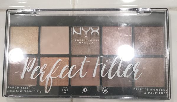 NYX perfect filter palette (golden hour) for Sale in West Covina, CA -  OfferUp
