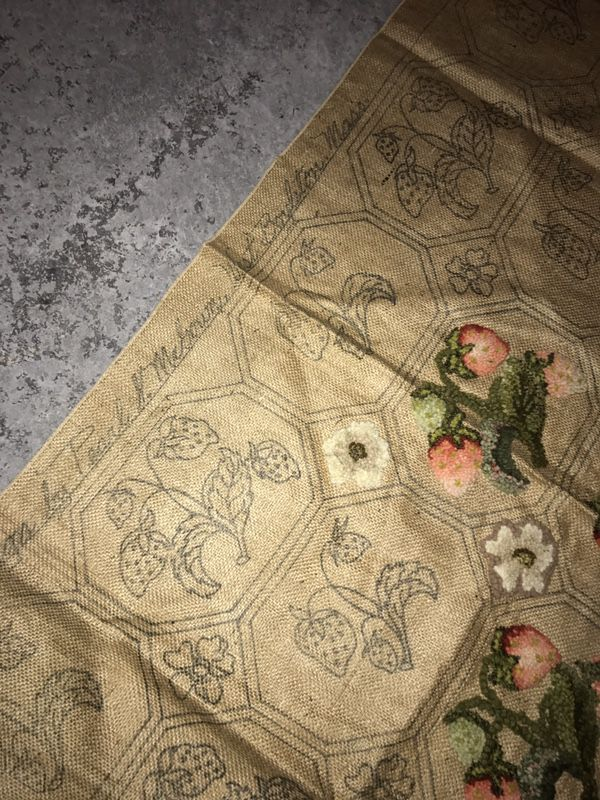 rug hooking burlap rug patterns