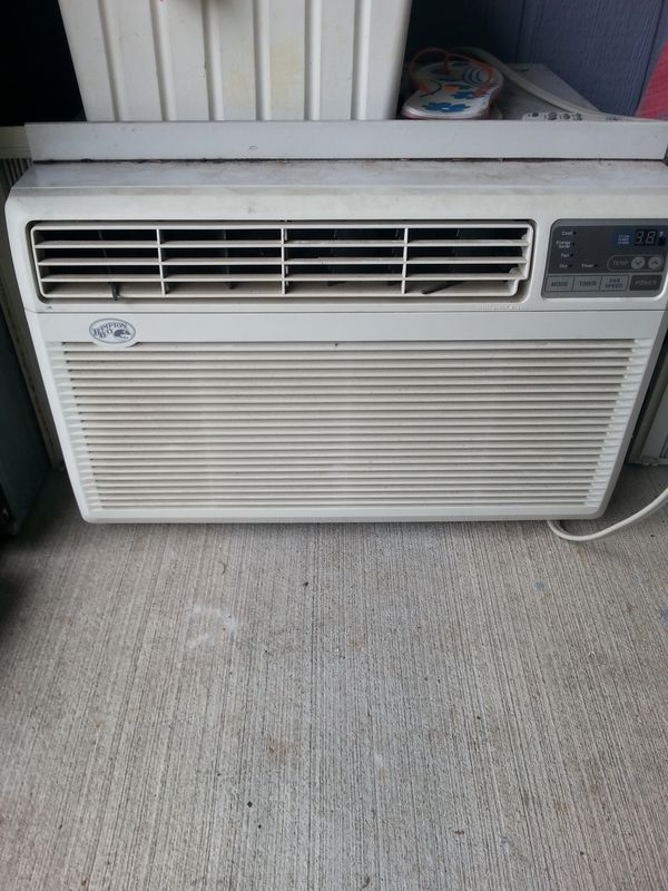 hampton bay window air conditioner unit 100sold hunter bay air conditioners for sale in portland or offerup