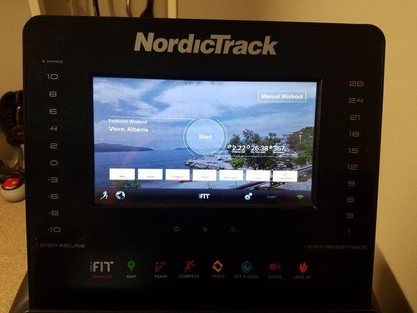 Unique nordic Track Cx 925 Manual