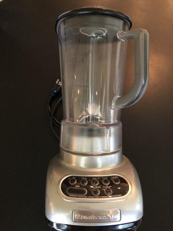 kitchenaid blender model no ksb560mco serial no wu3313344 for sale