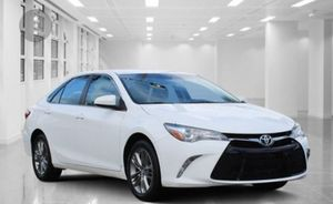 2016 Toyota Camry SE $199 Per Month for Sale in Orlando, FL
