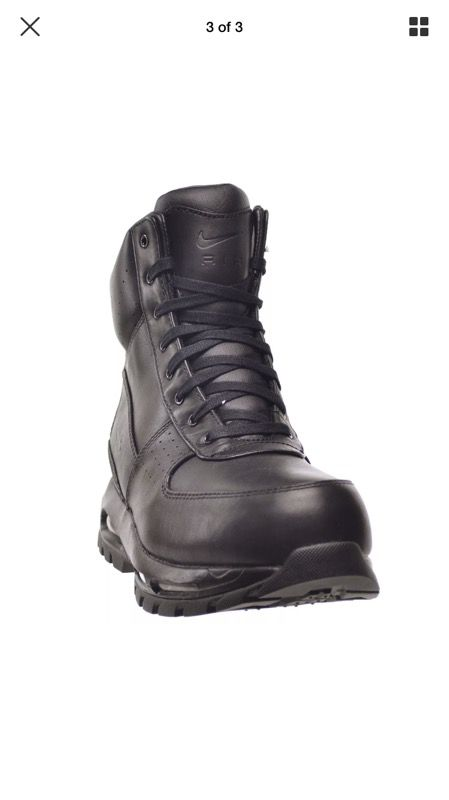 d6eb8014c0 NIKE AIR MAX GOADOME 6'' ACG WATERPROOF BOOT MEN SZ 8.5BLK 806902-001, inv  23, Brand New no box for Sale in Houston, TX - OfferUp